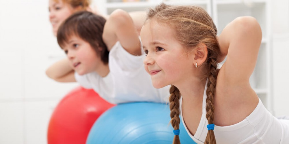 Children Pilates