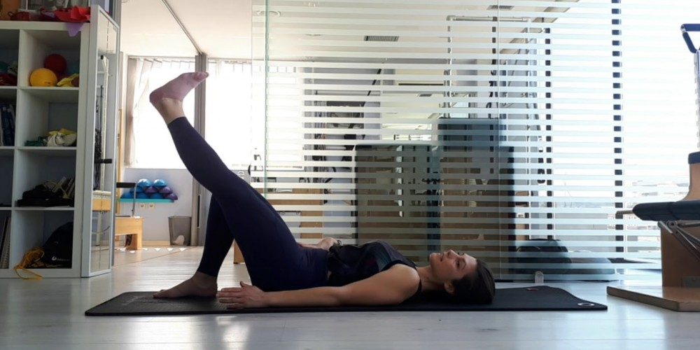 Pilates - Core Stability Exercise
